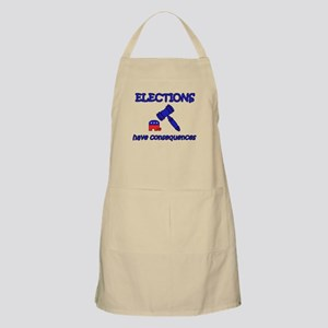 Elections Have Consequences Apron