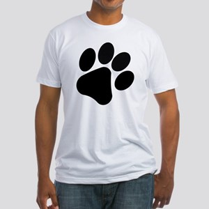 PawPrint Fitted T-Shirt