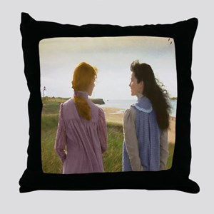 Bosom Friends Throw Pillow
