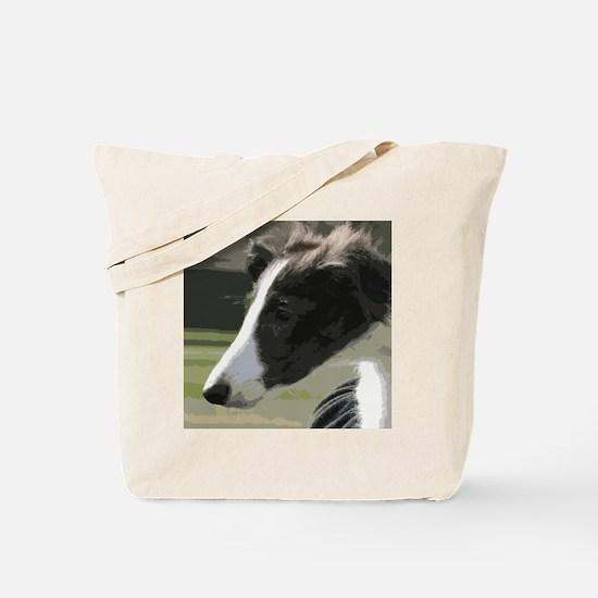Silken Puppy Love! Tote Bag