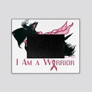 Scottish Breast Cancer Warrior Picture Frame