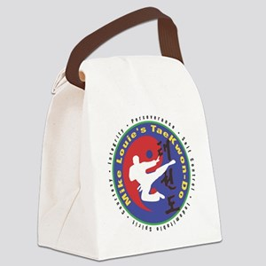 good patch Canvas Lunch Bag