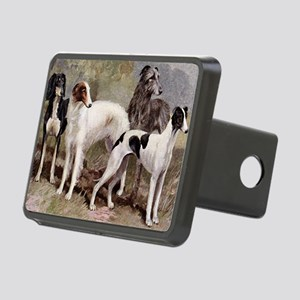 Sighthound Serving Tray Rectangular Hitch Cover