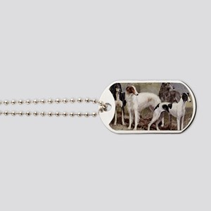 Sighthound Serving Tray Dog Tags
