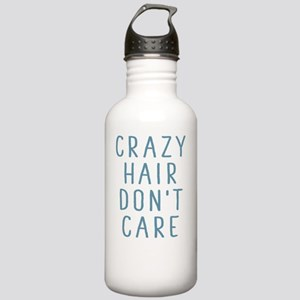 Crazy Hair Don't C Stainless Water Bottle 1.0L