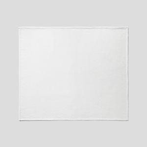 Softball-Pitcher-D Throw Blanket