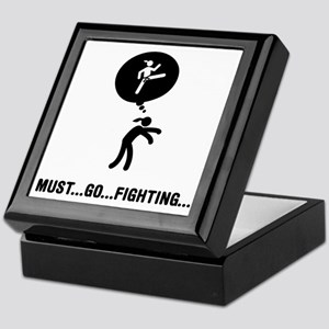 Taekwondo-A Keepsake Box