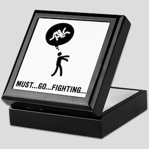 Judo-C Keepsake Box
