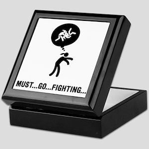 Judo-A Keepsake Box