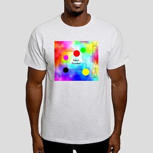 retired accountant 3 Light T-Shirt