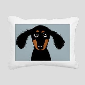 doxielapskin Rectangular Canvas Pillow