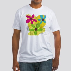 retired accountant 4 Fitted T-Shirt