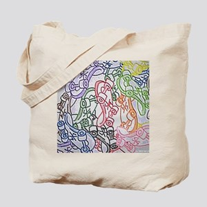 LAX skateboards by bjork all over mens t- Tote Bag