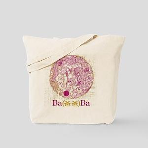 Ba Ba Dragon Tote Bag