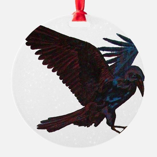 Odin's Raven Ornament