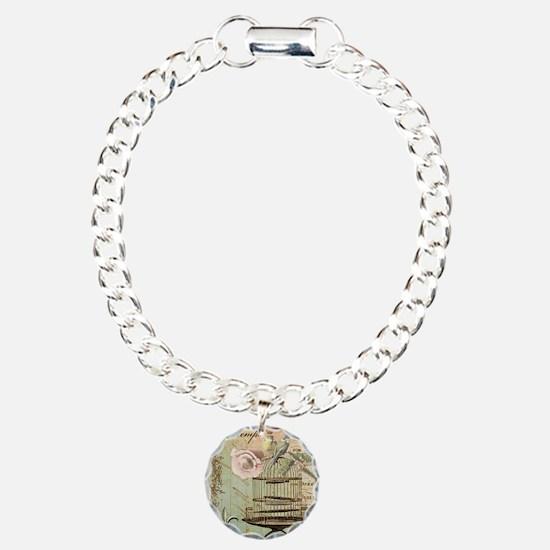Vintage French Shabby ch Bracelet