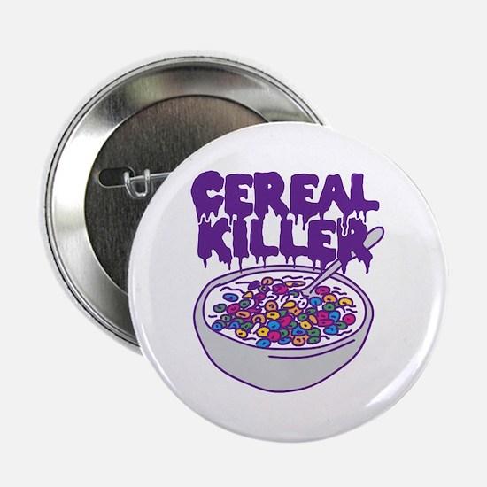 """Cereal Killer 2.25"""" Button"""