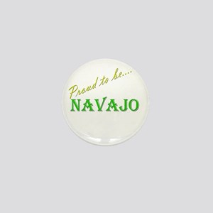 Navajo Mini Button