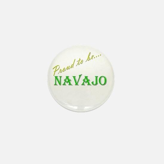 Navajo Mini Button