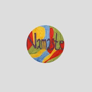 Namaste Mini Button