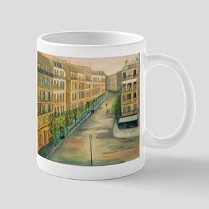 Montmartre Paris Mugs