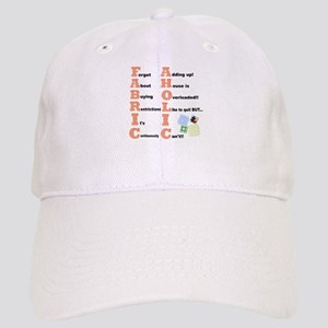 FABRICAHOLICS Quilters Products Cap