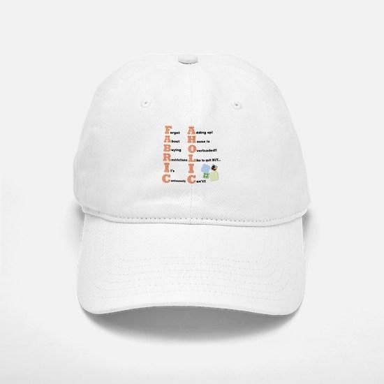 FABRICAHOLICS Quilters Products Baseball Baseball Cap