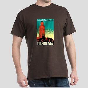Marrakech Brown T-Shirt