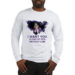 Gut Pile Sam Long Sleeve T-Shirt