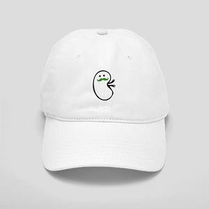 Kidney Mustache Baseball Cap
