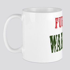 Furloughed Warfighter Mug