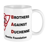 Romito Foundation logo Mugs