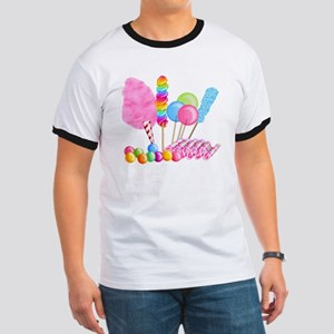 Candy Circus Ringer T