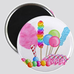 Candy Circus Magnet