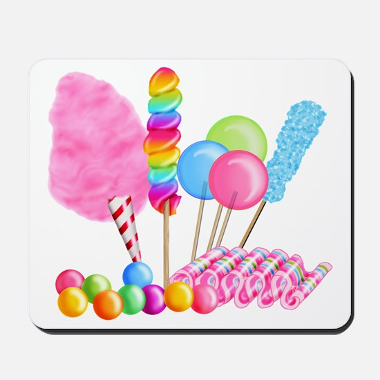 Candy Circus Mousepad
