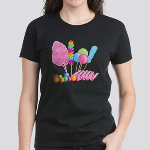 Candy Circus Women's Dark T-Shirt