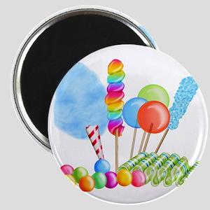 candy circus boy-  Magnet