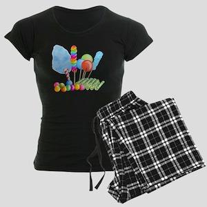 candy circus boy-  Women's Dark Pajamas