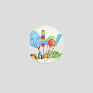 candy circus boy-  Mini Button