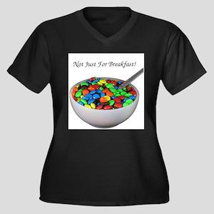 candy Plus Size T-Shirt