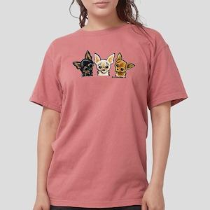 3 Smooth Chihuaha T-Shirt