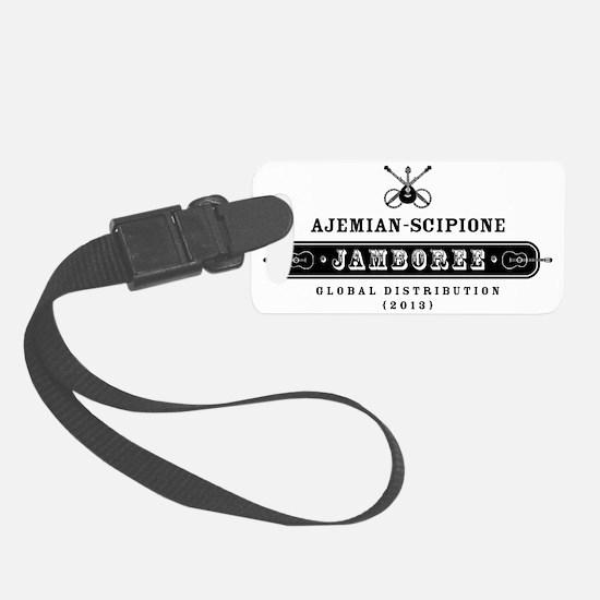 Ajemian-Scipione Jamboree-14H Luggage Tag