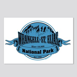 wrangle st elias 2 Postcards (Package of 8)