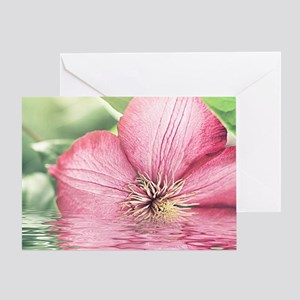 oval27 Greeting Card