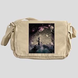 Starseed Galaxy Traveler | Messenger Bag
