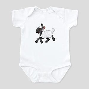 Little Lamb Infant Bodysuit
