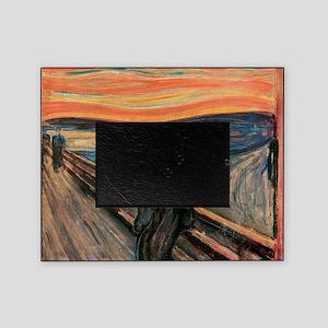 scream curtain Picture Frame