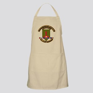 Army - 2nd ID w Afghan Svc Apron
