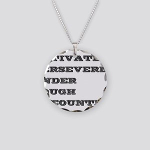 saying 13 Necklace Circle Charm
