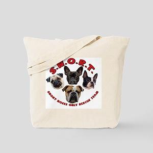SNORT Logo No Outline Tote Bag